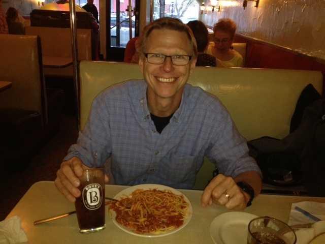 Bove's in Burlington - one of my favorites! - Tom Messner, chief meteorologist
