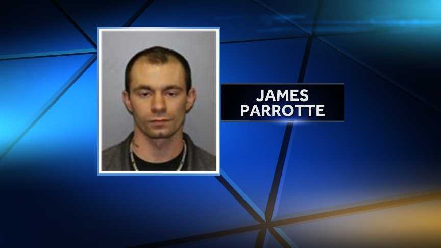 James Parrotte, 22, of Massena, NY, is accused of third-degree rape and endangering the welfare of a child. New York State Police say the charges stem from an investigation into reports that Parrotte was having sex with a girl under the age of 17.