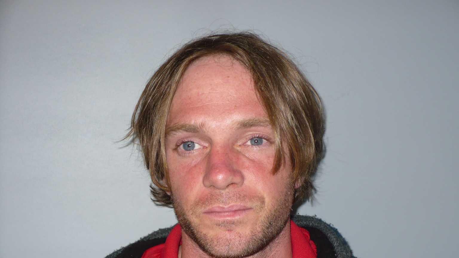 Police mug shot of alleged heroin dealer Jason Schofield