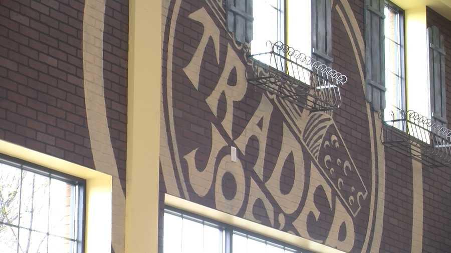 WPTZ got a sneak peek at the new Trader Joe's on South Burlington's Dorset Street ahead of its grand opening Friday.