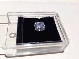 What about 15 5-carat cushion-cut diamonds? They're valued at $195,000 each.