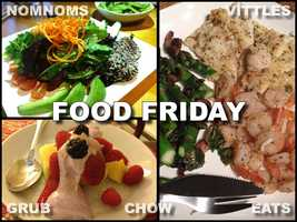Here's what the WPTZ crew has been munching on the past few days.