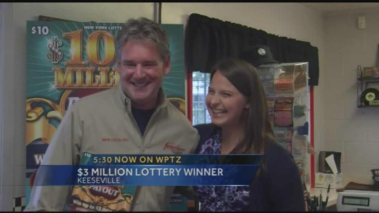 Wilmington man wins $3 million lottery prize