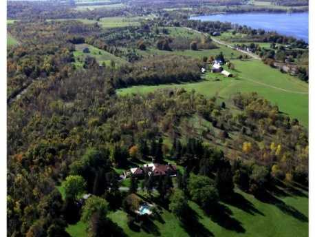 An additional adjacent 75 acre parcel presently pastured by a local farmer is also available for an additional $500,000.