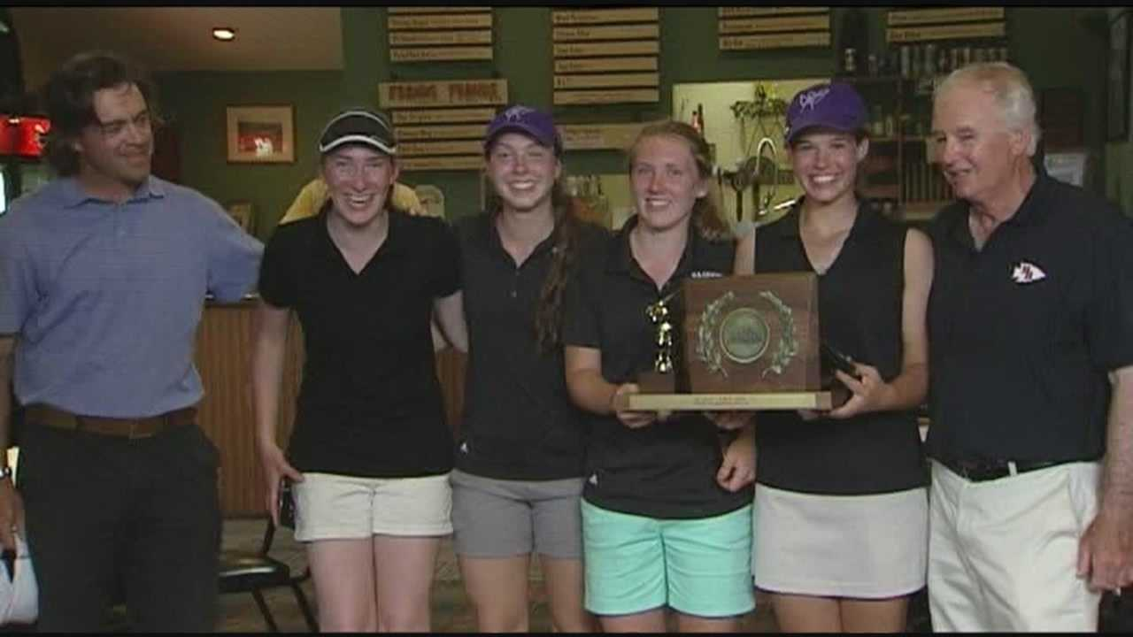 Rutland brings home the golf hardware again, Lake Region makes some history.