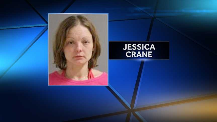 Jessica Crane, 32\4, of Mineville, was arrested and charged with criminal impersonation, criminal possession of a controlled substance (heroin), criminal possession of a hypodermic needle, and driving while ability impaired by drugs following a traffic stop in Elizabethtown on Monday. Additionally, she was ticketed for an unsafe turn and unlicensed operation.