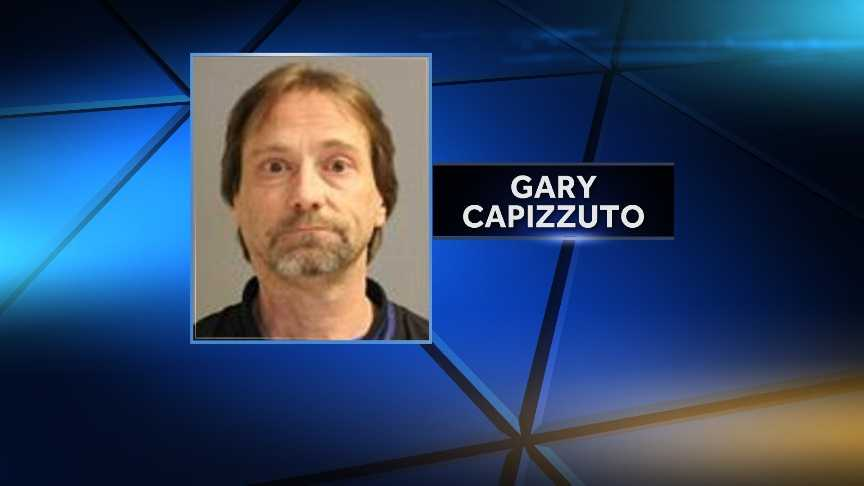 New York State Police say 51-year-old Gary Capizzuto, of Bronx, was arrested and charged with criminal possession of marijuana. Police say border patrol found 68.5 pounds of pot in the trunk of his car on June 6, 2014.