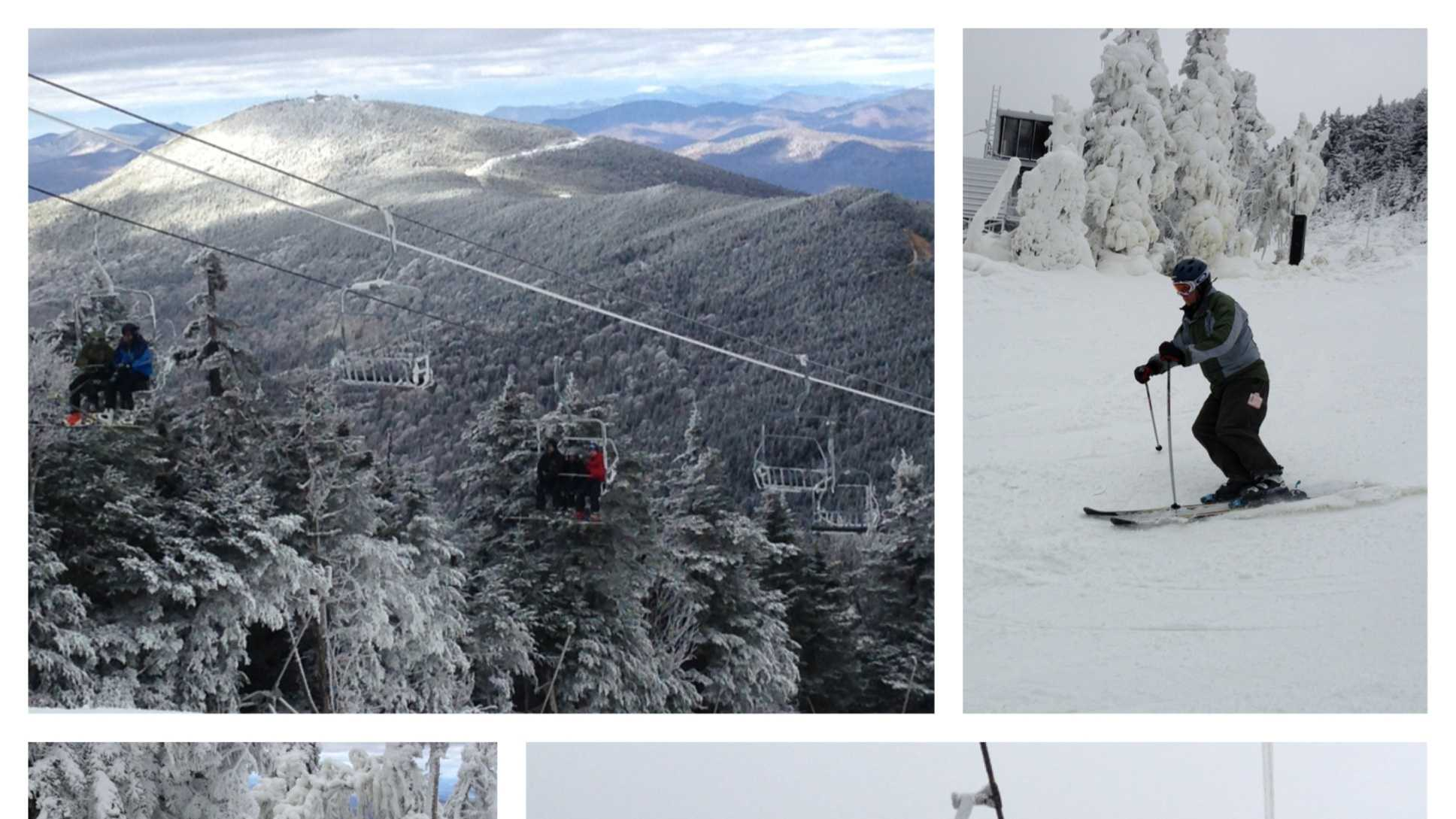 Ski industry threatened by long-term climate change, Vt. report warns - img