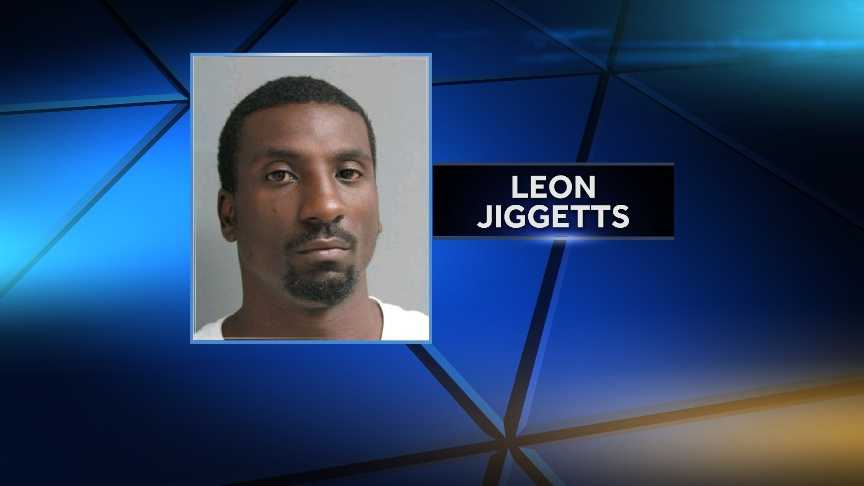 Leon Jiggetts, 26, of Newark, New Jersey, was arrested Wednesday night on a variety of charges including attempted second-degree murder and burglary. Additionally, he is charged with the sale of heroin, which stem from an ongoing investigation being conducted by the Vermont Drug Task Force.