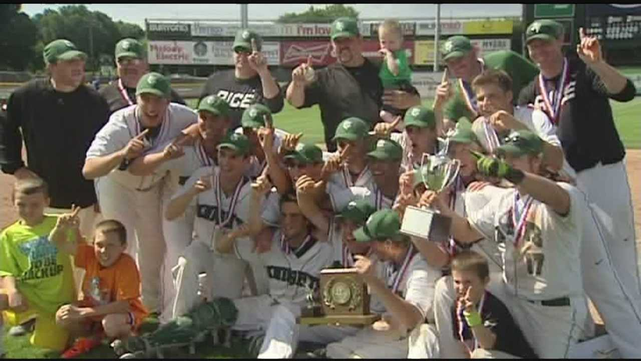 Green Knights win D1 baseball championship