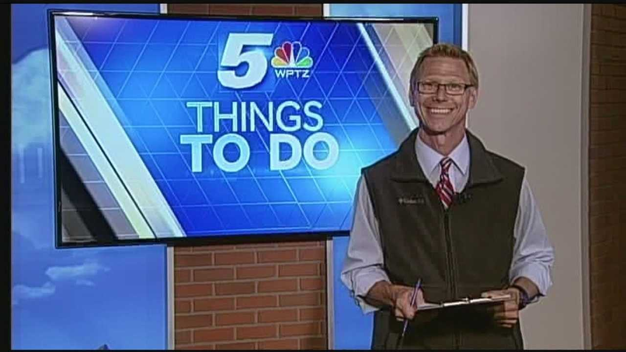 Saturday Things To Do with Tom Messner