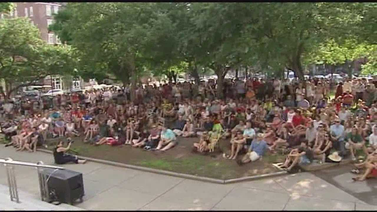7-1-14 BTV City Hall Park watch party - IMG