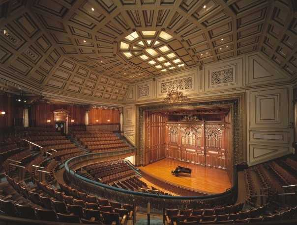 #37 New England Conservatory of Music (Massachusetts). Tuition and fees totaled $34,455 for the 2012-13 school year, according the the U.S. Department of Education.