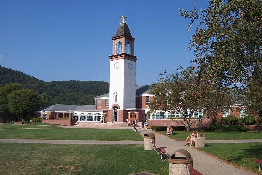 #39 Quinnipiac University (Connecticut). Tuition and fees totaled $38,000 for the 2012-13 school year, according the the U.S. Department of Education.
