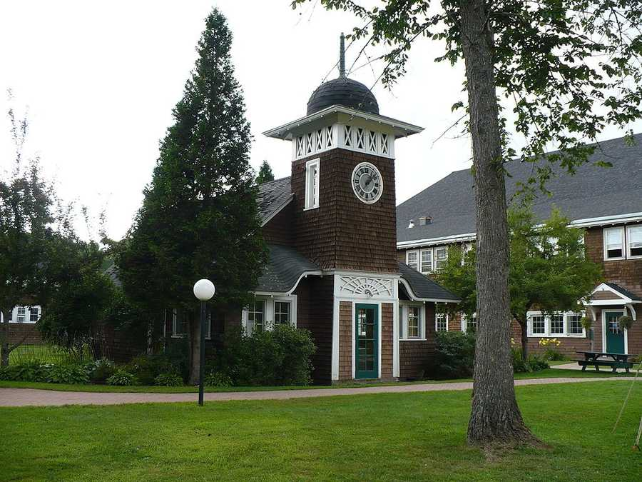 #38 Goddard College (Vermont) $14,218 for tuition and fees for the 2012-13 academic year according to the U.S. Department of Education.