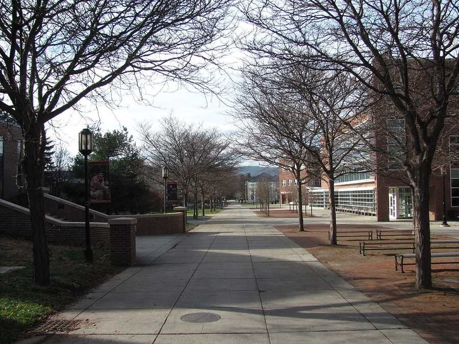 #33 Keene State College (New Hampshire) $12,776 for tuition and fees for the 2012-13 academic year according to the U.S. Department of Education.