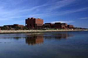 #30 University of Massachusetts at Boston  $11,966 for tuition and fees for the 2012-13 academic year according to the U.S. Department of Education.