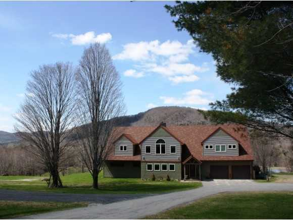 The best of Vermont living could be right outside your front door. The luxury property is situated among 17 acres of fields, stunning Mt. Mansfield/Green Mountain views, a private pond, and over 4100 feet of Huntington River frontage. Begin your tour now.