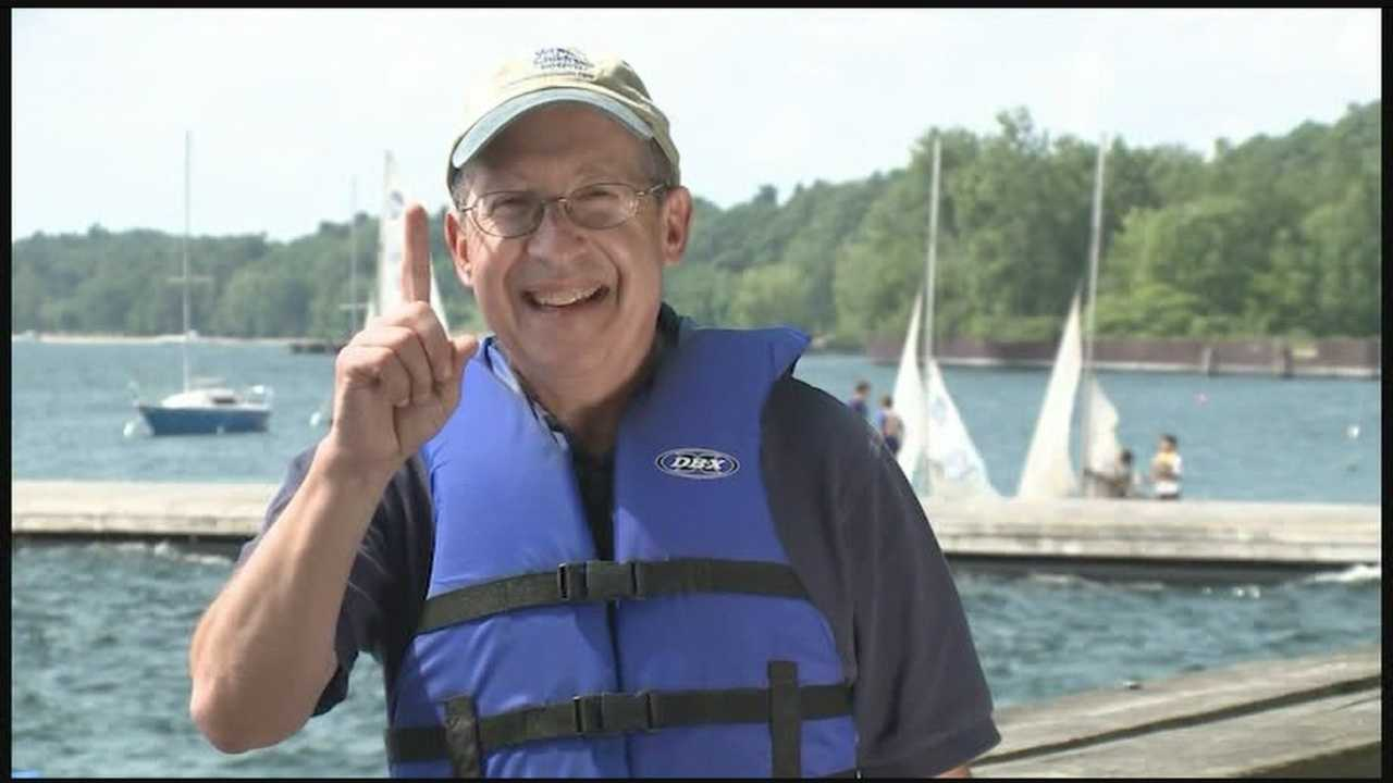 Dr. Lewis First discusses how parents can keep their kids safe when out on boats.