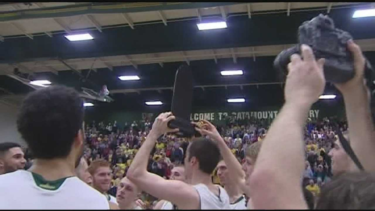 UVM men's basketball releases upcoming non-conference schedule.