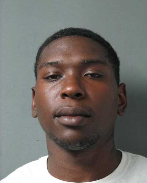 Demetrius Earle, 23, was arrested in July 2014 on charges of selling heroin.