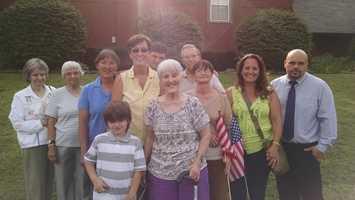 Lawrence Jock's Family Members