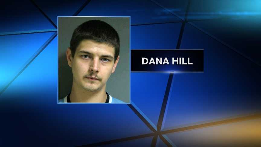 Dana Hill, 25, of Bethel, Vt., was arrested June 30, 2014, for possessing and dispensing heroin following a traffic stop. Police say Hill was on his way to buy heroin. Police say it was later learned that Hill was dealing.