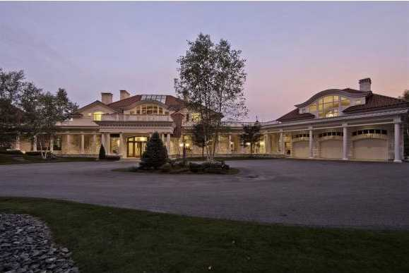 For information about the 'Above the Clouds' mansion, visit Realtor.com.
