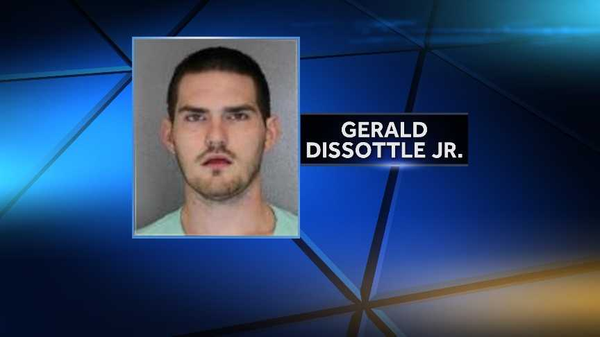 New York State Police say 23-year-old Gerald Dissottle, Jr. of Norwood, a passenger in the vehicle that was pulled over on Route 86 in North Elba, was in found in possession of 500 bags of heroin.