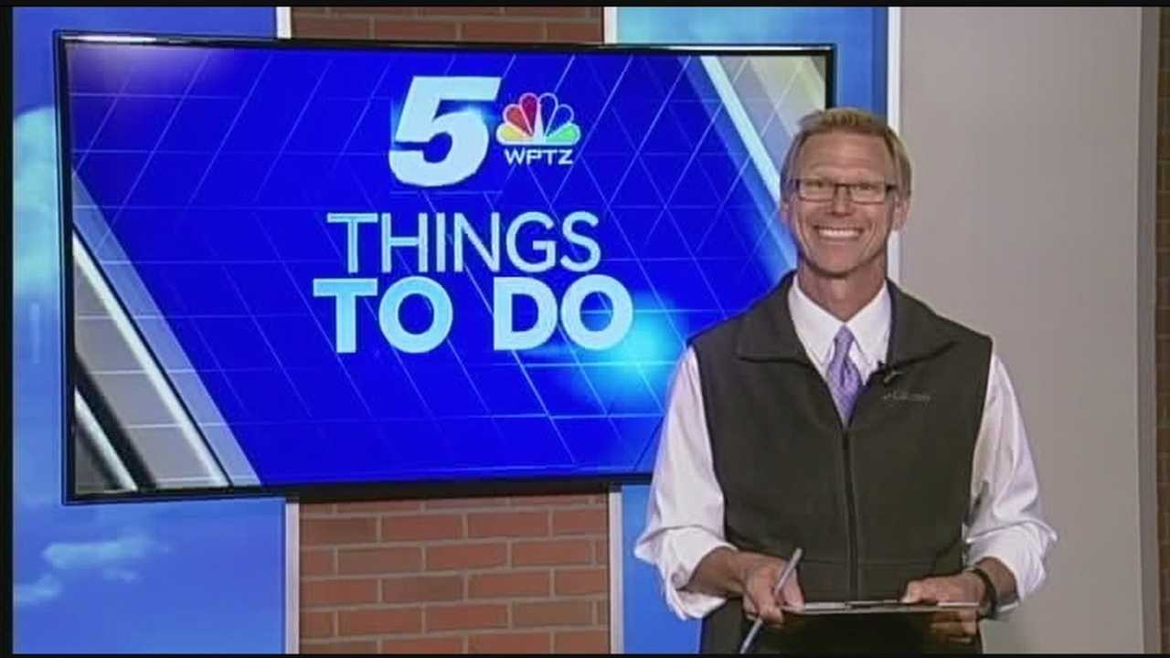 Things to do Saturday August 9