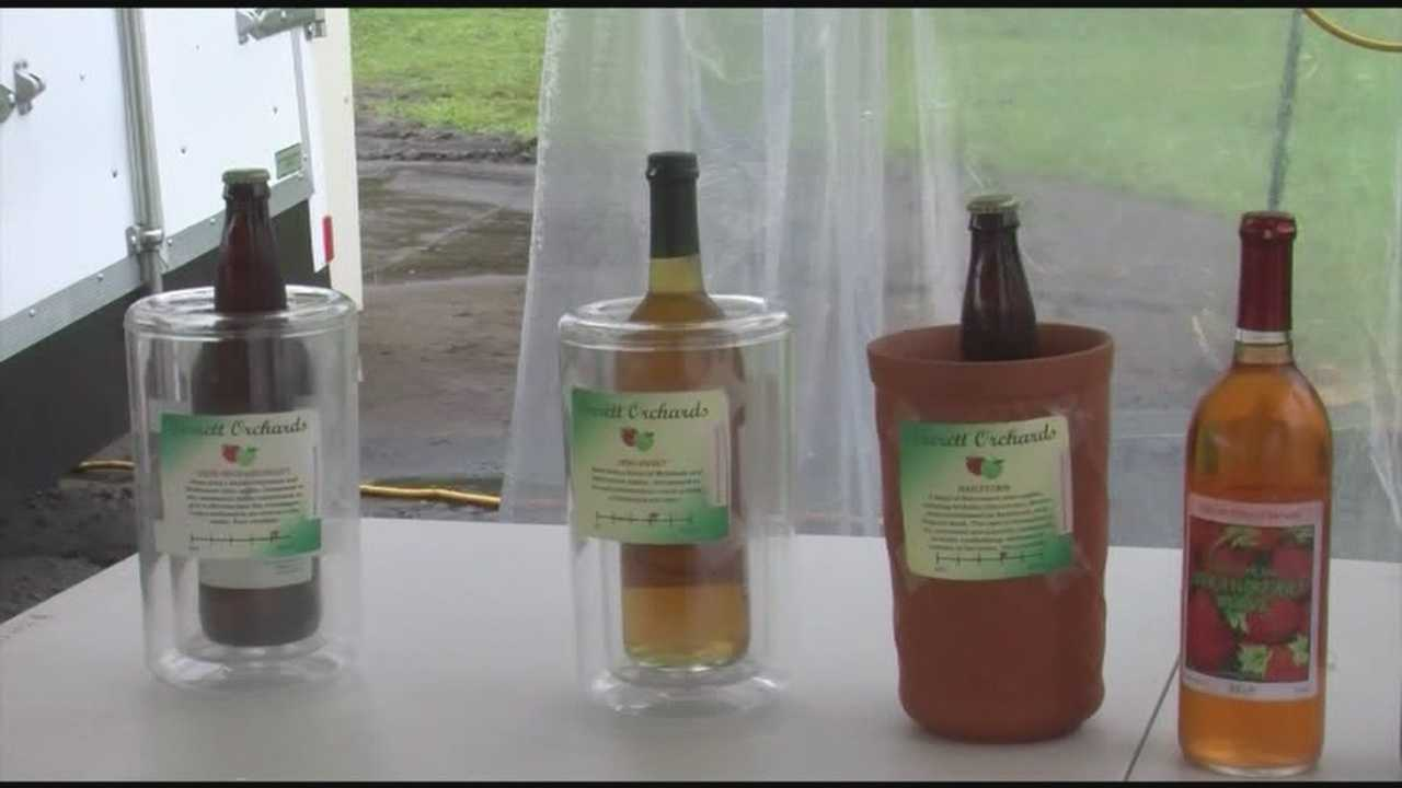 Annual event now features adult beverages from local companies