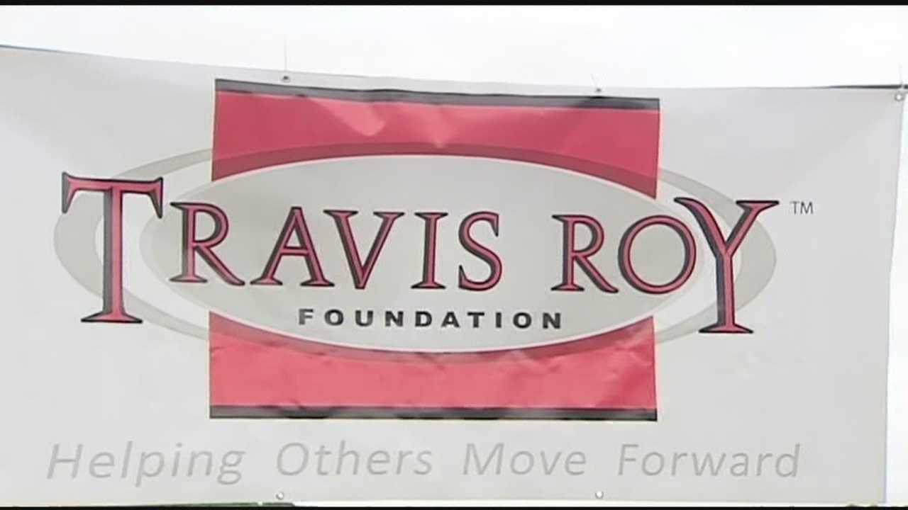 Travis Roy tournament underway!