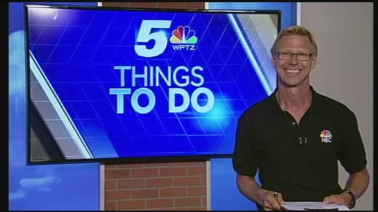 Most people don't need a lot of convincing to chow down on lobster. You can get your fix and do it for charity! Shellfish not your thing? Let Peter Pan and the Lost Boys entertain you. WPTZ's Tom Messner has your things to do today.