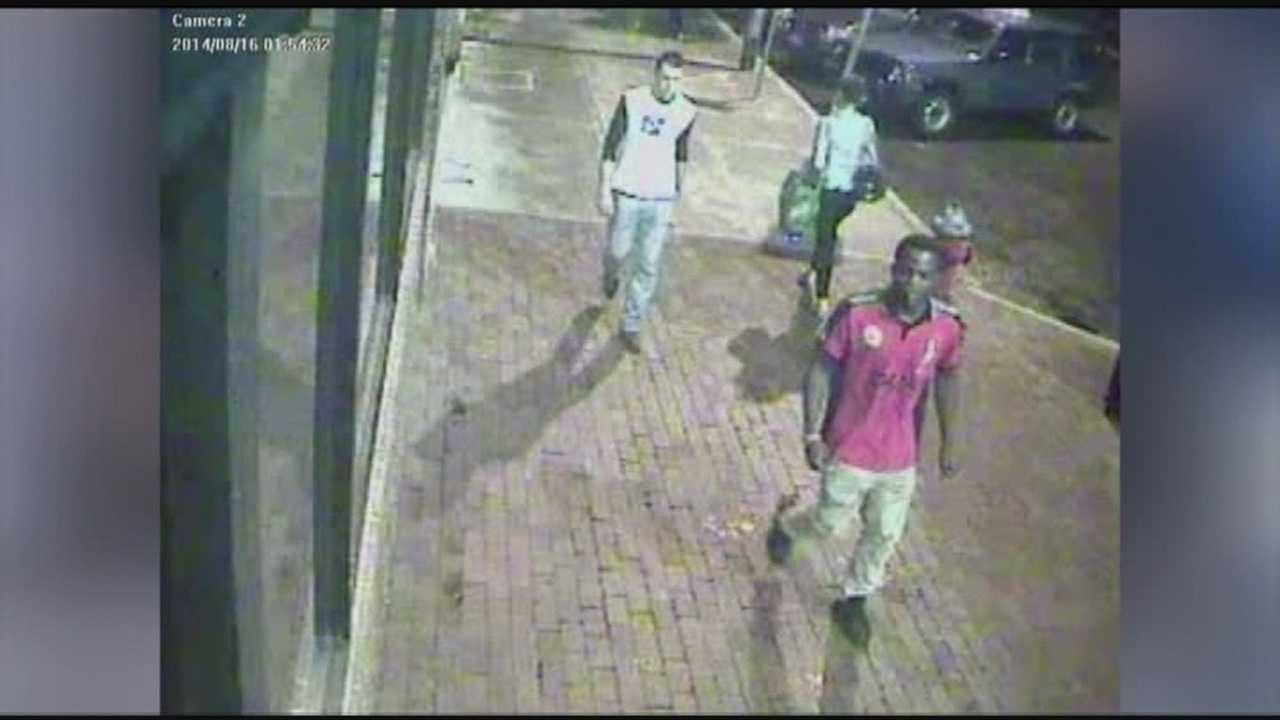Do you recognize them? Police say they may know something about a suspicious incident that happen on Main Street in Burlington.