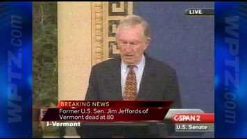 Vermont lawmakers share their thoughts on Senator Jim Jeffords, his legacy, and his character.