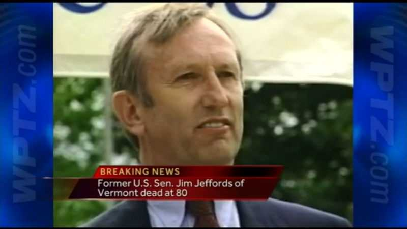 And, in 2001, the world saw what his fellow Vermonters already knew: Jim Jeffords, above all, had the courage of his convictions.