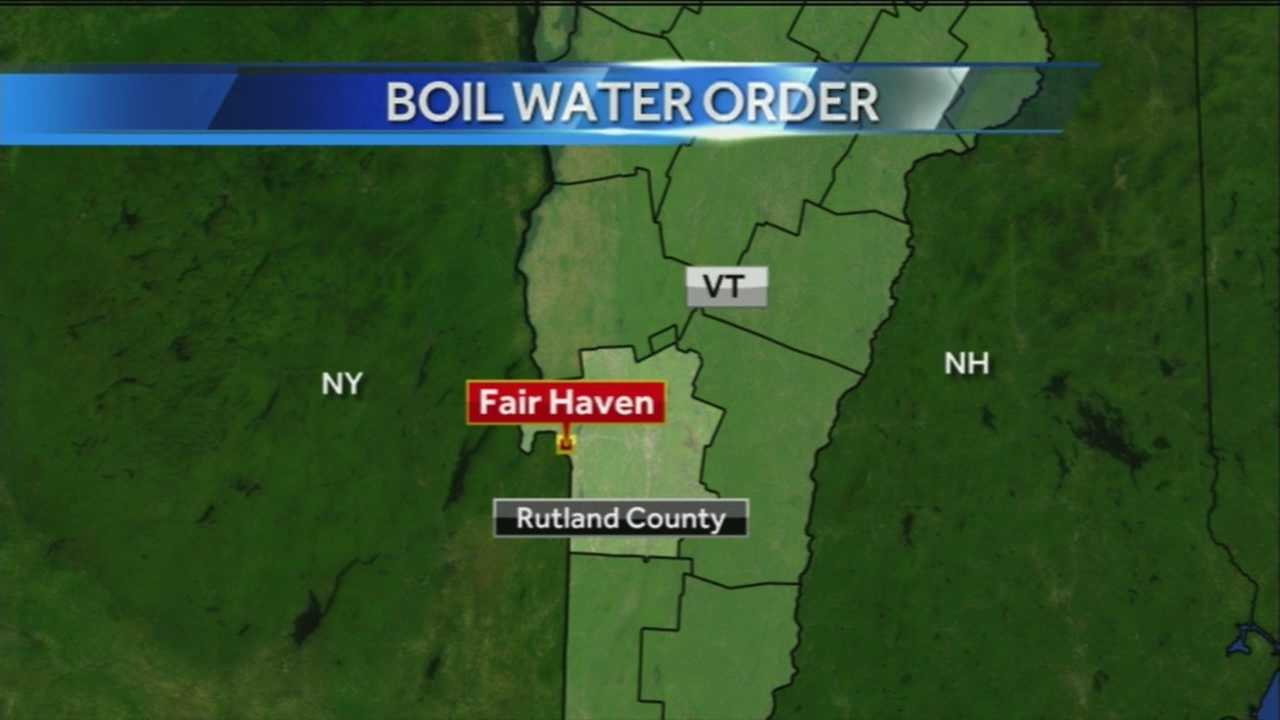 img-Fecal coliform found in town s water supply