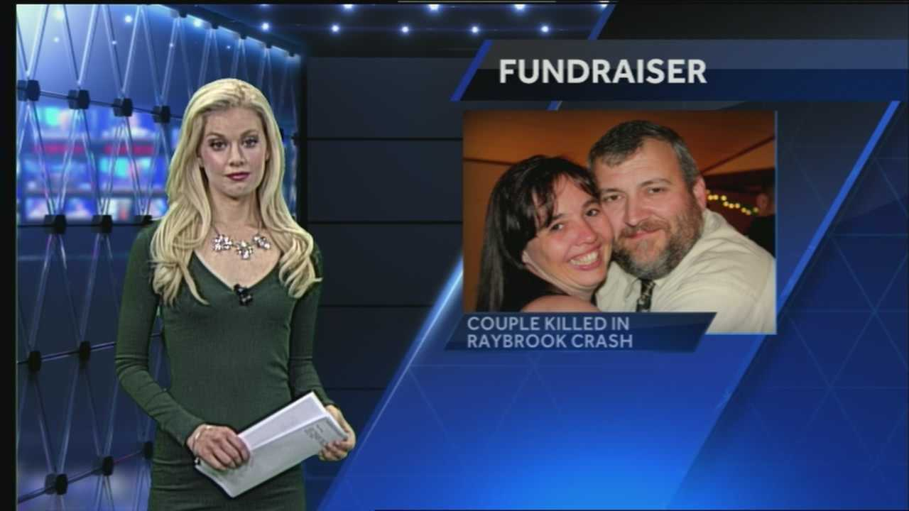 Fundraiser for crash victims' family