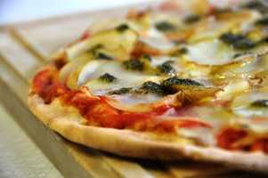 11.) Pizza