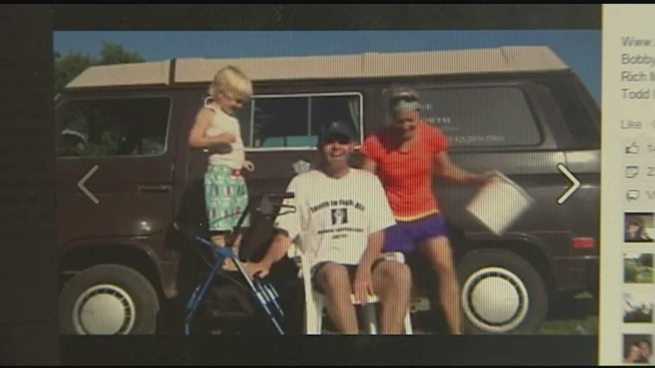 A local family battling ALS says it's the Ice Bucket Challenge videos that give them hope for the future.