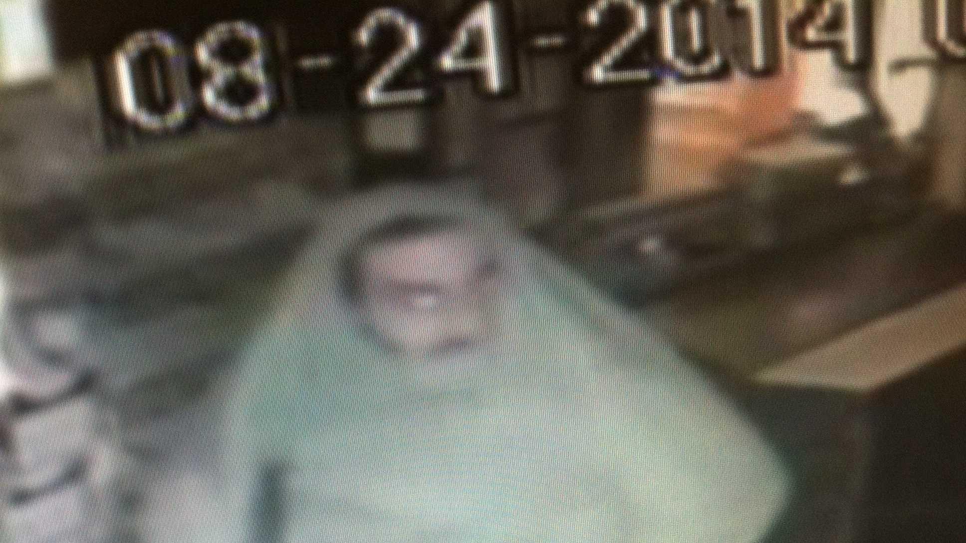 rockingham shell station robbery suspect