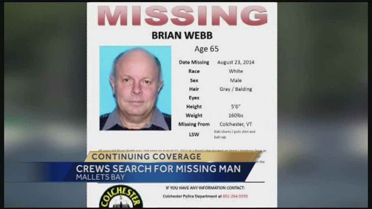 Brian Webb Search