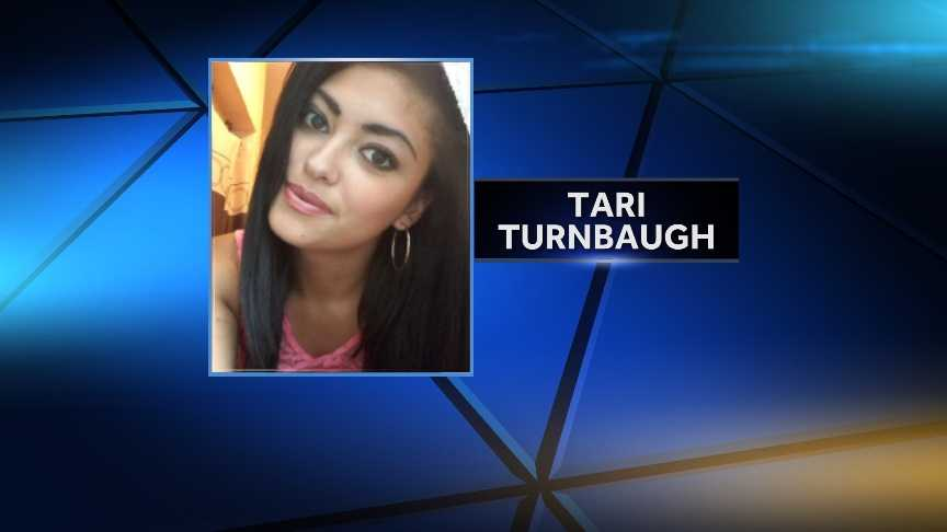 Tari Turnbaugh, 17, was reported missing on August 31st. Vermont State Police believe she may have traveled out of state to NY or MA. She was found safe in New Jersey late Friday night.