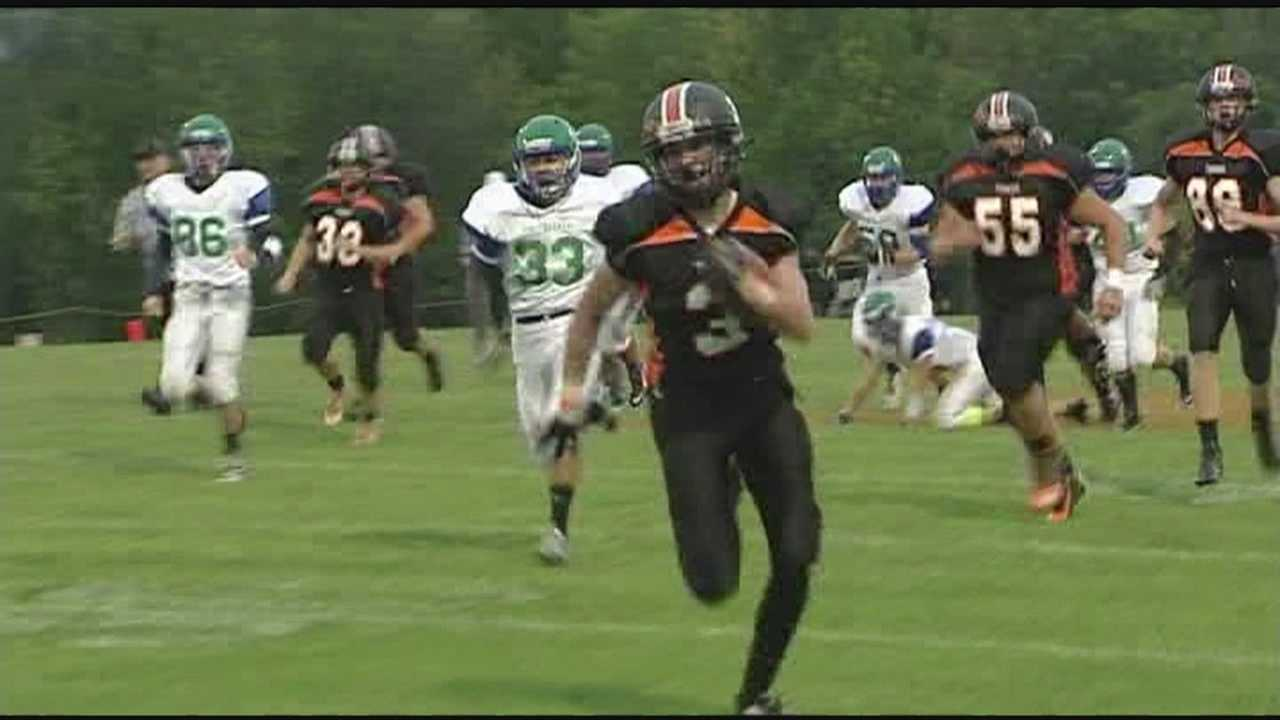 Middlebury runs past Colchester in game of the week, South Burlington, Saranac Lake, and Beekmantown also win.