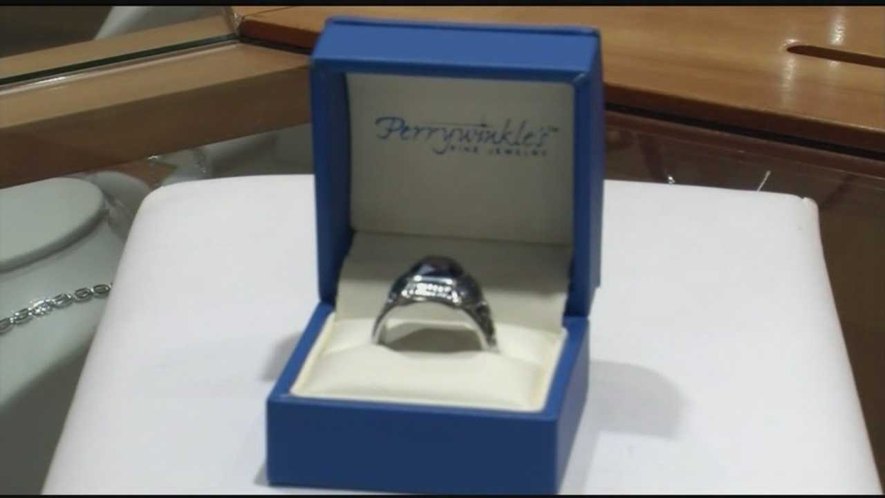 Jewelry store uncovers ring as part of gold buy program