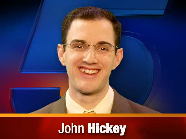 This fall we are getting better acquainted with the WPTZ NewsChannel 5 Team. Here are 25 things you may not know about NewsChannel 5 Meteorologist John Hickey.