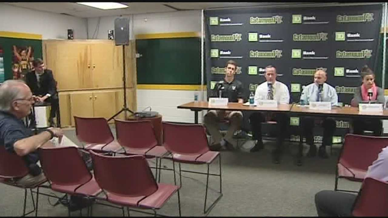 Hear from the UVM hockey teams on their upcoming seasons