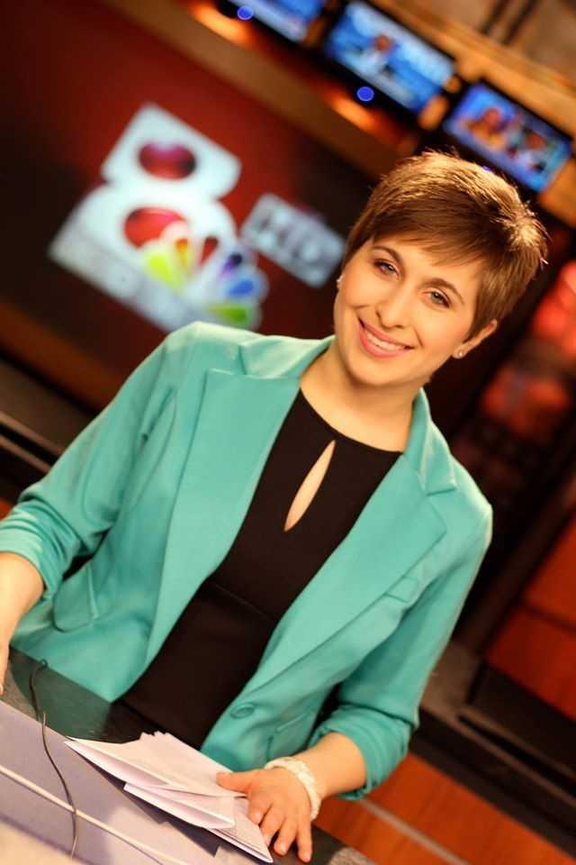 During college I worked at KOMU, Columbia, Missouri's NBC affiliate.