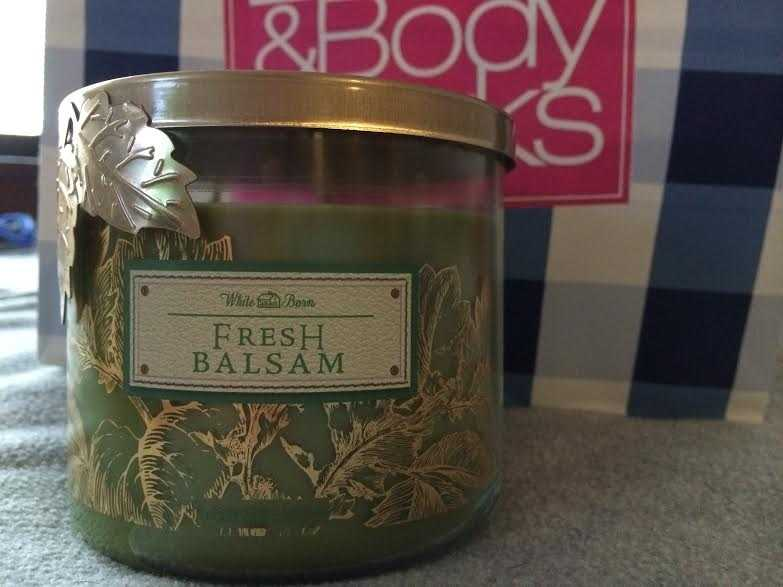 I love candles. My favorites are the ones that smell like fall or Christmas trees!