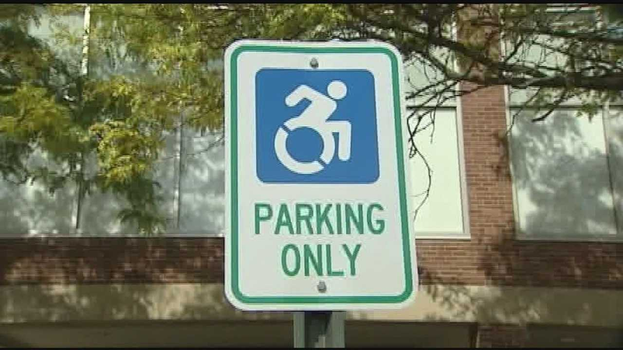SUNY parking signs get new look